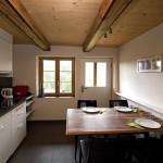 Küche_Ferienwohnung_Egggraben